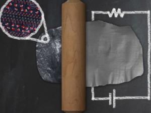 Đất sét dẫn điện có phải vật liệu lý tưởng của tương lai ?