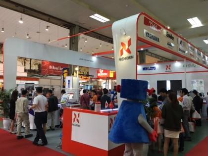 NICHIDEN THAM GIA TRIỄN LÃM MANUFACTURING EXPO 2016