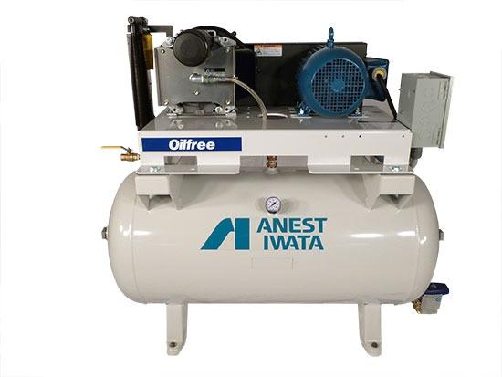 Máy nén khí anest iwata