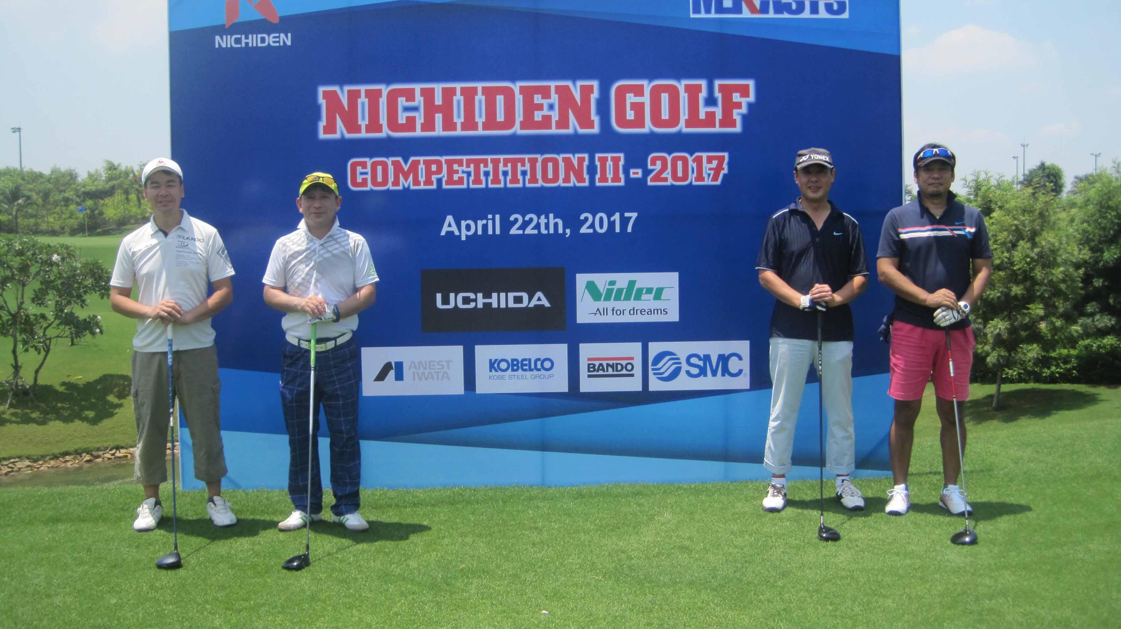 Nichiden Golf 2017
