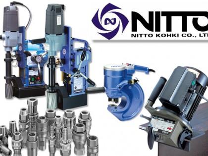 Các thiết bị điều khiển khí nén, thủy lực khí nén của Nitto Kohki