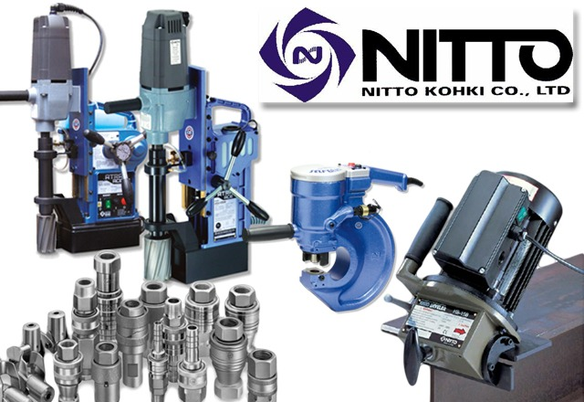 Nitto Pneumatic & hydraulic equipments and Parts