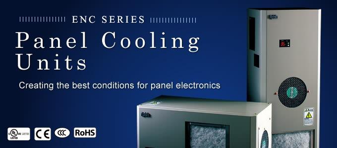 Panel cooling APISTE