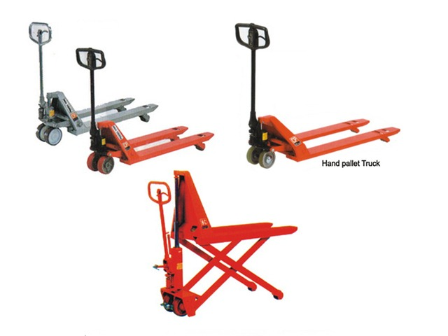 The Evolvement of Hand Pallet Truck Okudaya Giken