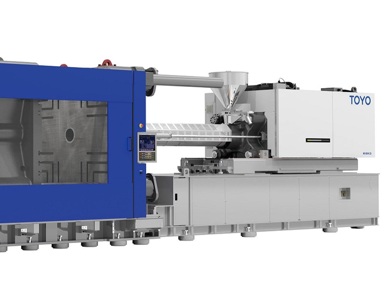 Molding machines TOYO MACHINERY