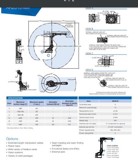 Robot-Welding-Spec